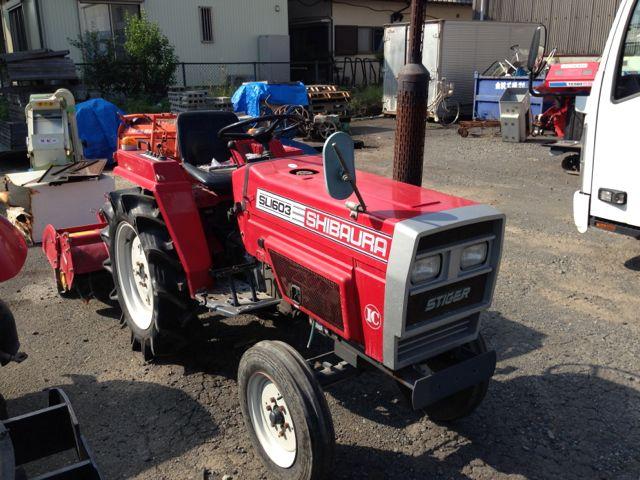 シバウラ SL1603 2WD