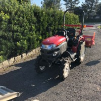 中古トラクター ヤンマー GK16