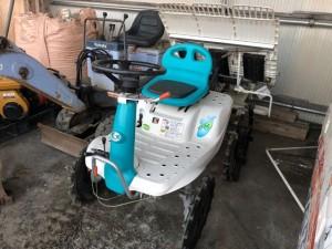 中古乗用田植機 クボタ JC3